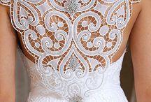 Wedding dresses & Accessory's