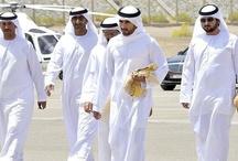 アラブ民族衣装