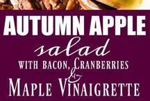 Fall/Thanksgiving ideas