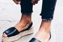 shoes or nantoka...