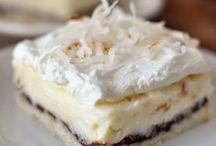 Desserts / by Allison Evans