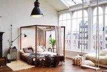 inspiring interiors | bedrooms