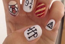 #2 Ongles Harry Potter