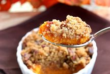 Thanksgiving & Christmas recipes