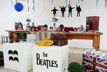The Beatles Party Ideas