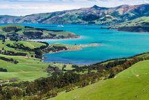 Akaroa NZ / Susie and Ricks travels