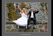 Wedding movies - www.fotobartosz.pl / My wedding movie shows