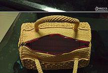 háčkovanie-tašky