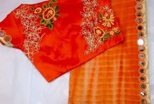 Blouse - embroidered