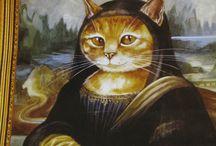Mona Lisa / by Kristen Stoll