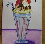 4th Grade Art / by C Mae