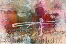 Abstract Digital Art by Jade Scarlett / My abstract and digital art for sale at my Etsy shop: http://www.etsy.com/shop/jadescarlettart