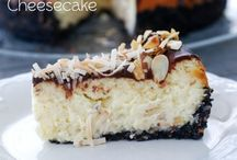 Cheesecake goodness / by Tiffany Fromm