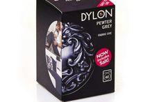 Dylon Pewter Grey