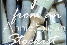 Painting furniture & stuff / by Jan Batson