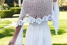 crochet bride/wedding