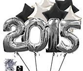 New Year's Eve Party Ideas / Ring in the New Year with style!