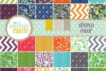 Simply Color by Moda Idea Board for Quilt / by Foy Joy