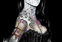 Gothic of Skull