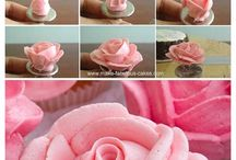 Icing tips-decorations
