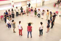 Programa Pedagógico 2014 / Taller Flamenco en el Aula para profesores en el Festival Suma Flamenca 2014