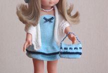 Poupée chérie corolle / J'adore les poupée j'avais envis de faire ce tableau j'espere qu'il vous plais