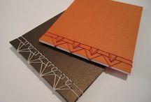 Japanese book-binding / Pictures of Japanese book-bindings.