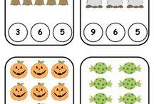 matematicas halloween