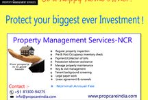 Property management in gurgaon / There is an online forum developed by the company for the welfare of the community residents to discuss various matters related to improving the living conditions. Information from such forums are seriously discussed in meetings and reviewed for developments