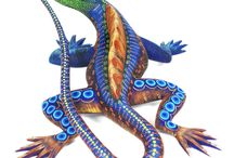 Laura Hernandez: Lizard