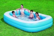 Family Swimming Pool Large Outdoor Garden Inflatable Kids Play Water Fun Summer