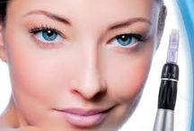 Cilt Bakımı / Dermapen, Maske, anti ageing Oksijen tedavisi... Kimyasal Peeling, akapunktur, Radtoterapi hepsi www.slimfit.com.tr 'de