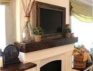 fire place / by Pennutina Penny