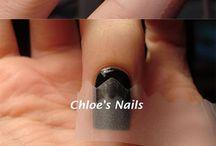 Nail art-Make up and body care
