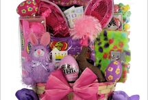 GreatArrivals Easter Kids Gift Baskets / Kids Easter Gift Baskets for children, boys and girls ages toddler to teen. Great assortment of novelty Easter toys and games as well as Easter candy and chocolate.