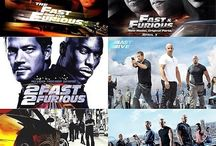 Posters of all fast and furious