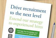 Recruitment / My recruitment interests and activities