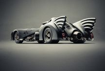 Batmobile / If I had money...I would buy one of them!!<3