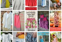 Sewing Ideas / Ideas, inspiration and tutorials for sewing, refashioning...