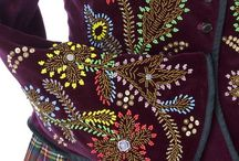 Broderie vêtements -Embroidered clothes