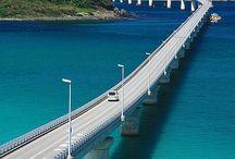 köprü yol ve kanal
