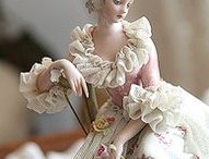 Figurines & Statues  / Smaller / by Candy Powers