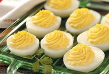 Egg Recipes / by Michelle Lynn