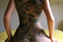 Tatuaże...