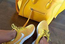 Yellow stuff