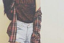 Grunge style <3