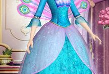 Princess barbie. I want draw this