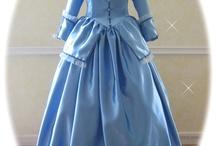 Robe Marie-Antoinette