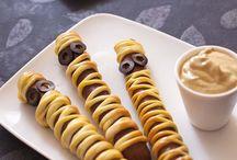 repas Halloween lolo