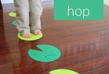 lilypad number hop
